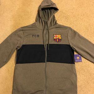 FCBarcelona jacket